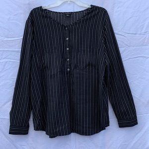 Ann Taylor blouse Size XL